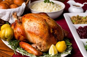 Eye-Healthy Thanksgiving Foods